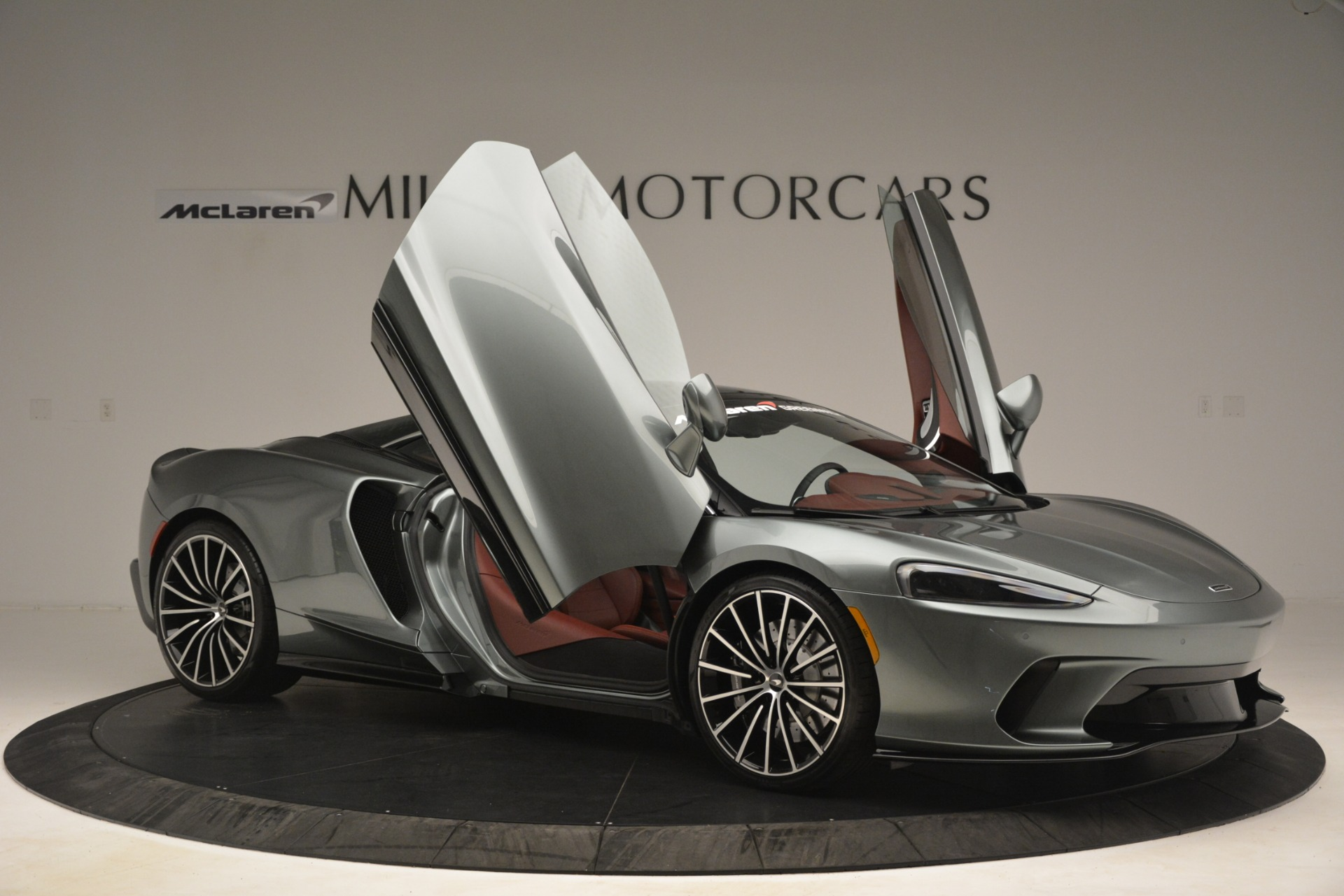 New 2020 McLaren GT Coupe For Sale In Greenwich, CT 3156_p33
