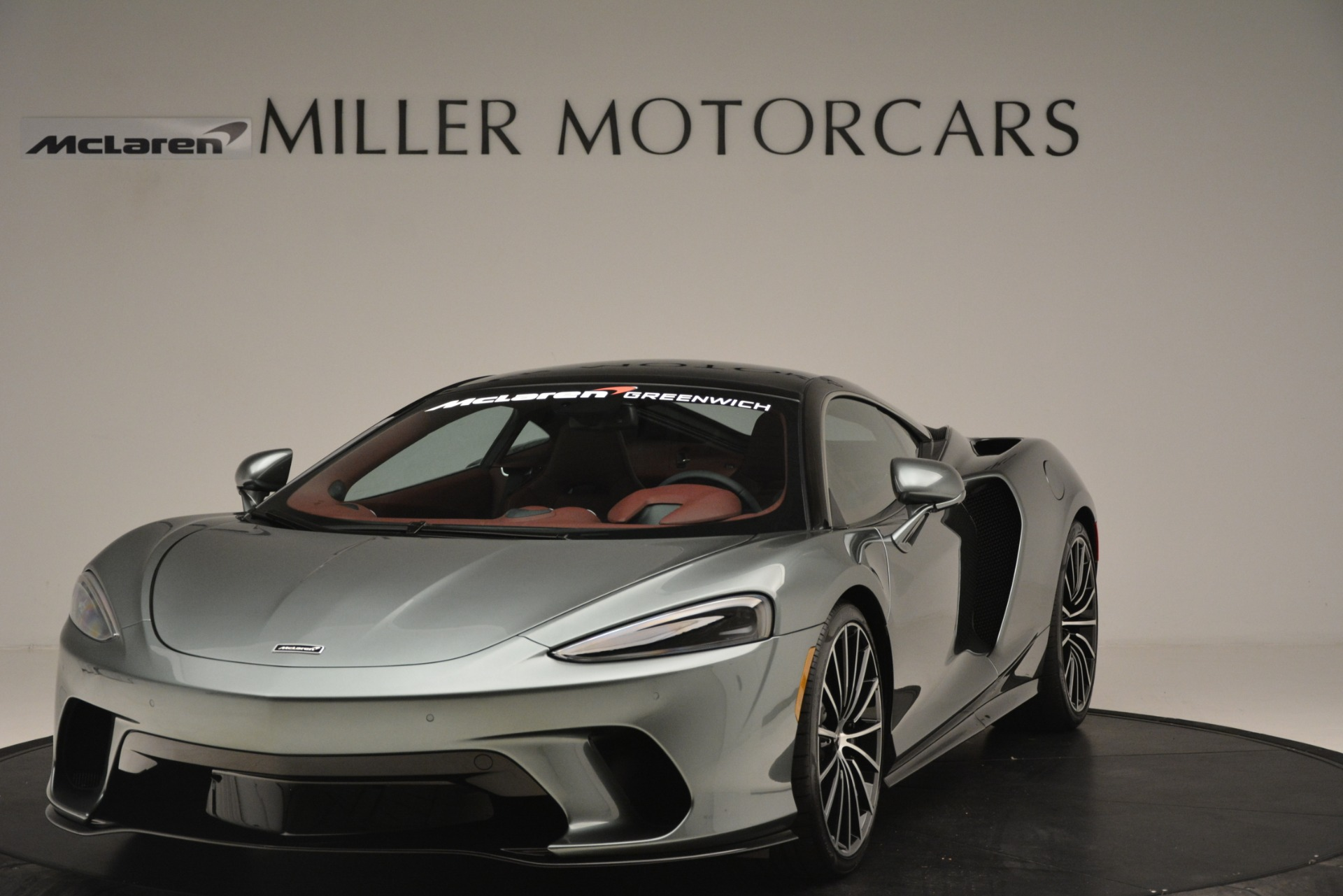 New 2020 McLaren GT Coupe For Sale In Greenwich, CT 3156_p36