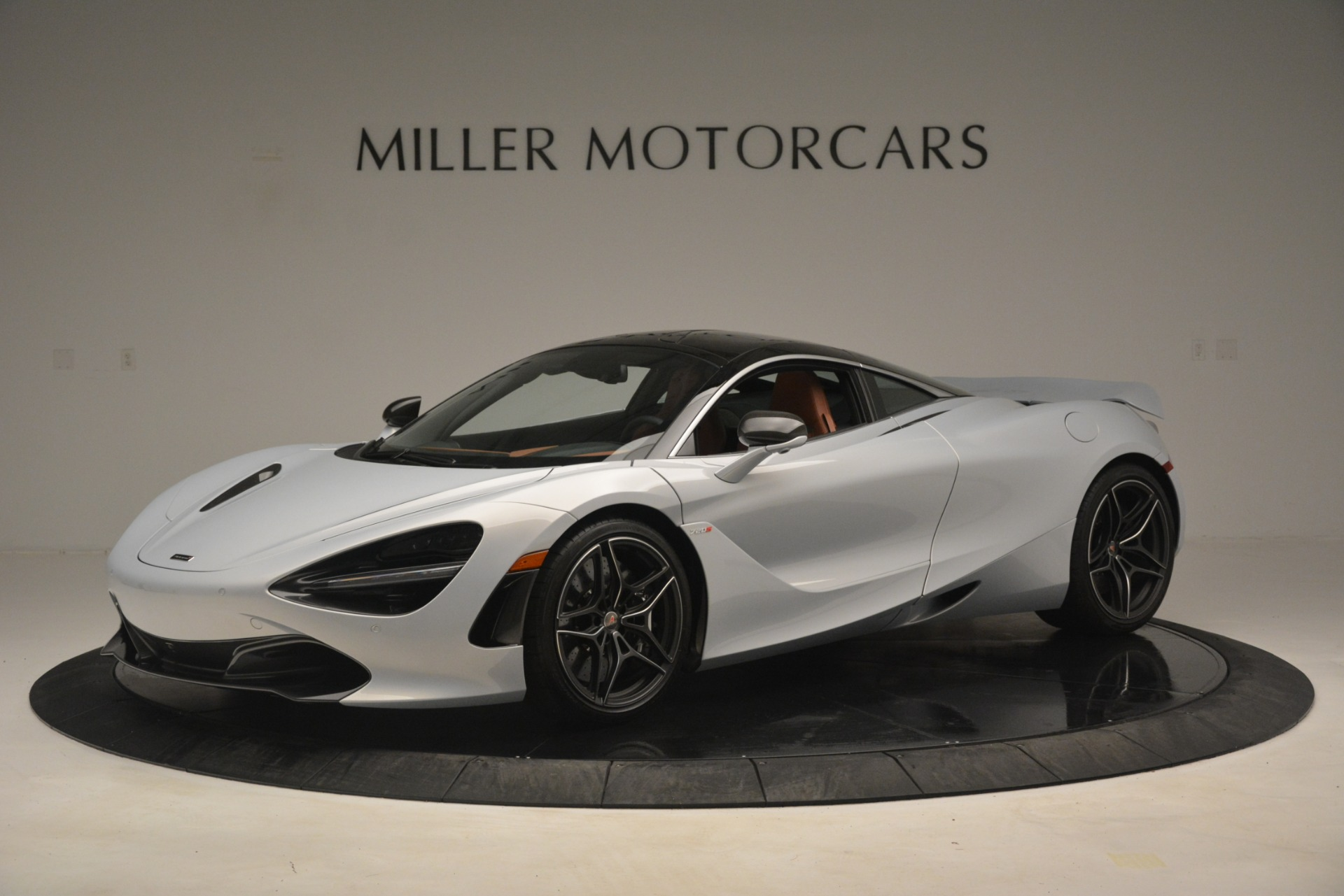 Used 2018 McLaren 720S Coupe For Sale In Greenwich, CT 3157_main