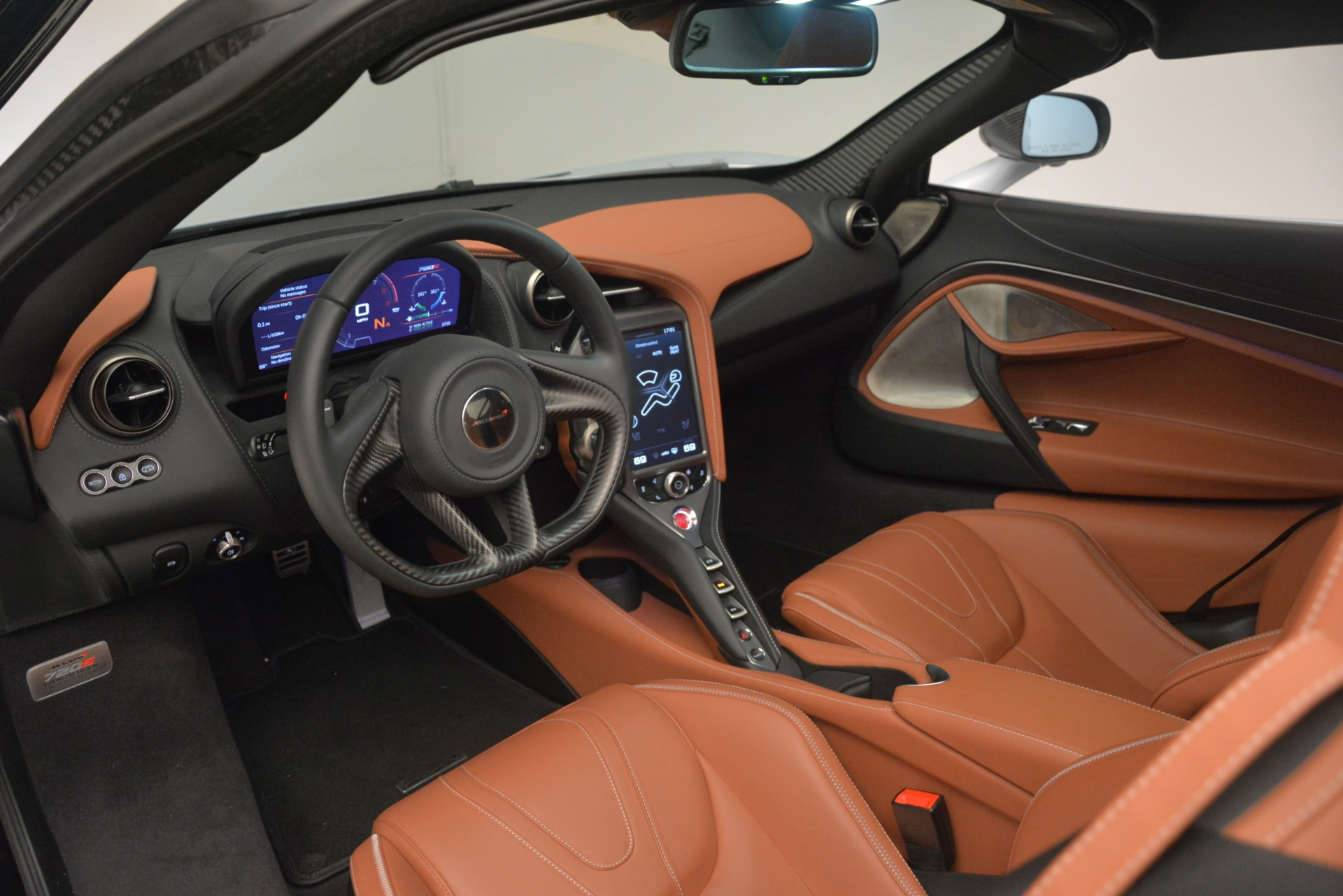 Used 2018 McLaren 720S Coupe For Sale In Greenwich, CT 3157_p15