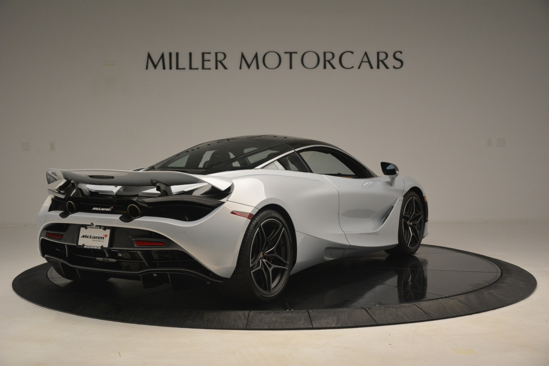 Used 2018 McLaren 720S Coupe For Sale In Greenwich, CT 3157_p7