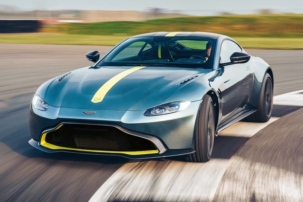 New 2020 Aston Martin Vantage AMR For Sale In Greenwich, CT