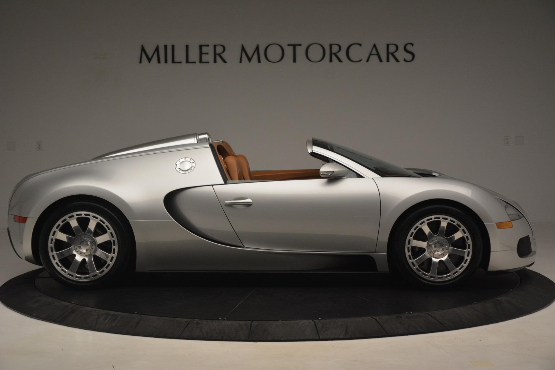 Used 2010 Bugatti Veyron 16.4 Grand Sport For Sale In Greenwich, CT 3159_p10