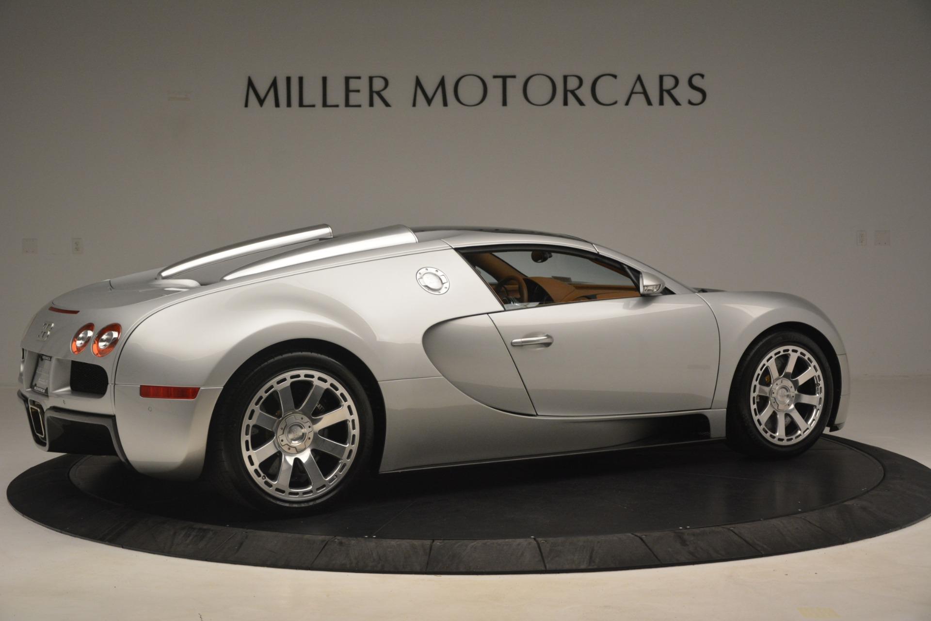 Used 2010 Bugatti Veyron 16.4 Grand Sport For Sale In Greenwich, CT 3159_p18