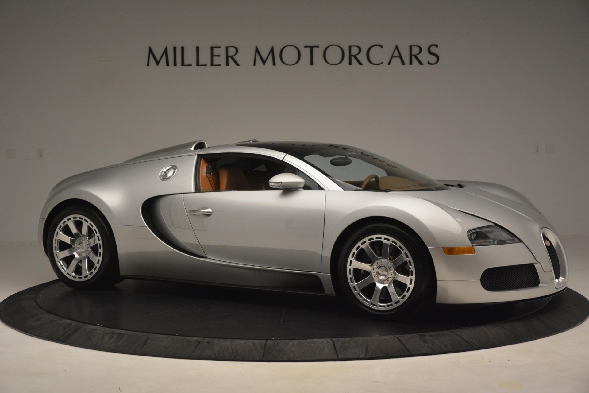 Used 2010 Bugatti Veyron 16.4 Grand Sport For Sale In Greenwich, CT 3159_p20