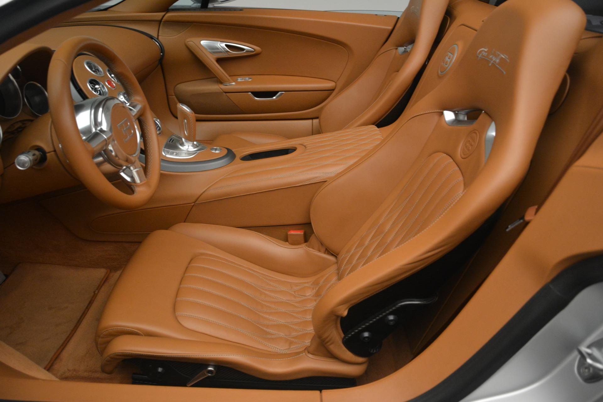 Used 2010 Bugatti Veyron 16.4 Grand Sport For Sale In Greenwich, CT 3159_p24