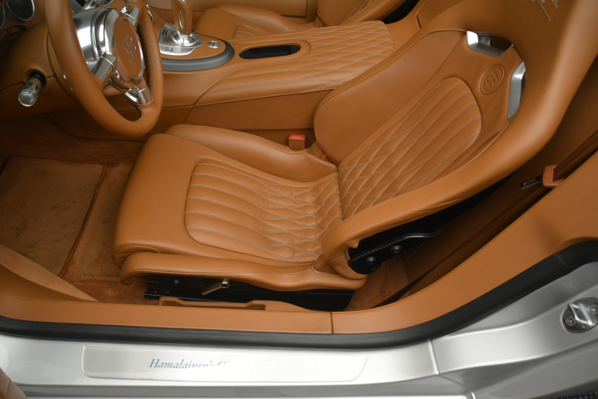 Used 2010 Bugatti Veyron 16.4 Grand Sport For Sale In Greenwich, CT 3159_p27