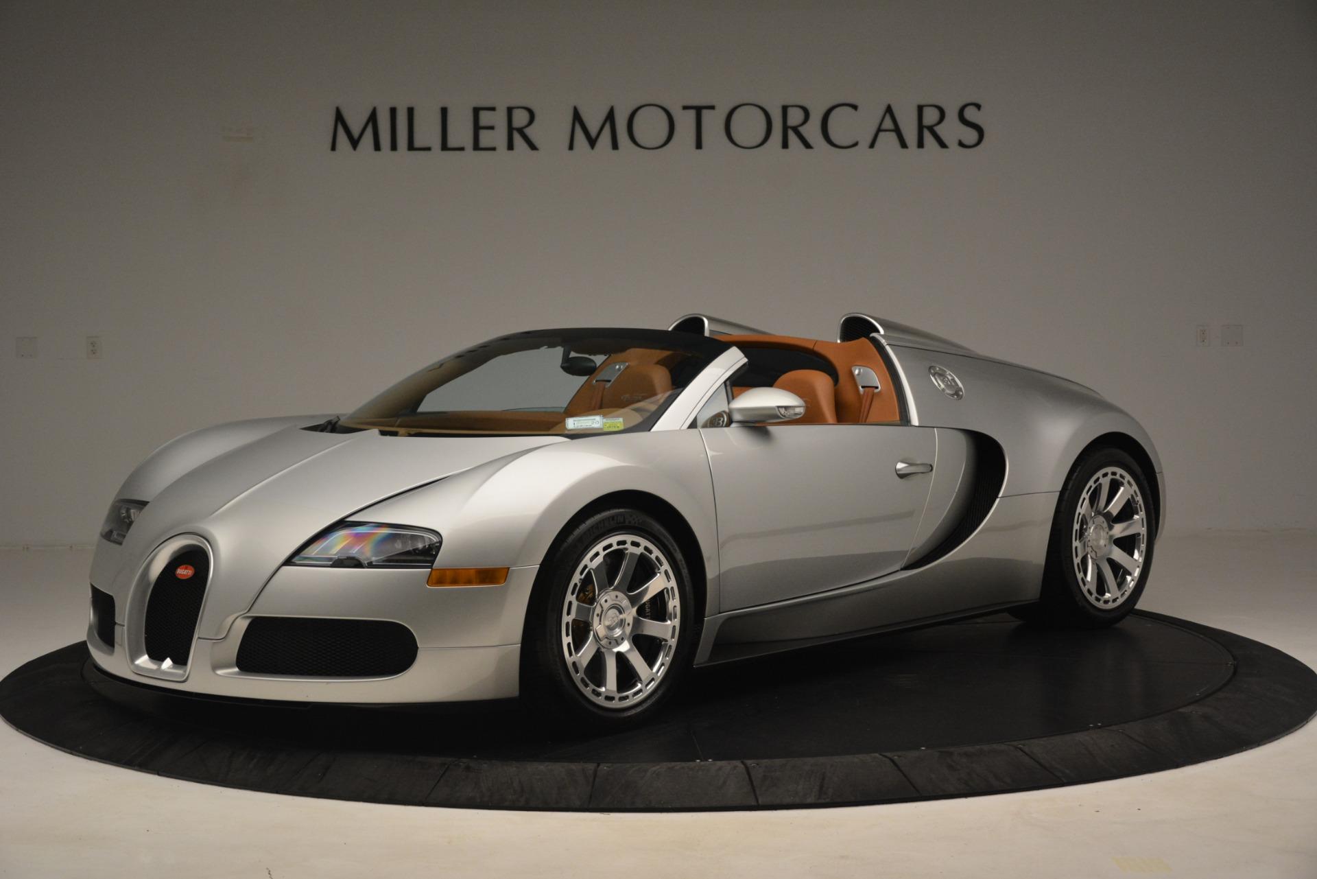 Used 2010 Bugatti Veyron 16.4 Grand Sport For Sale In Greenwich, CT 3159_p2