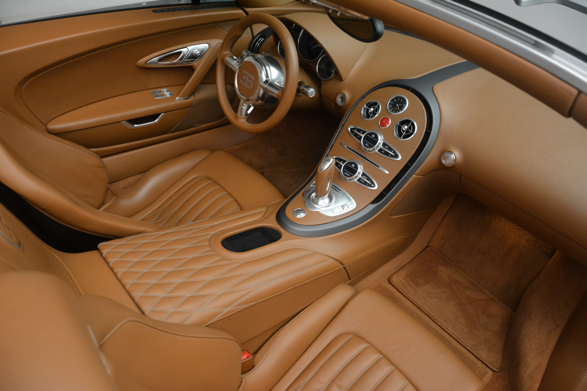 Used 2010 Bugatti Veyron 16.4 Grand Sport For Sale In Greenwich, CT 3159_p33