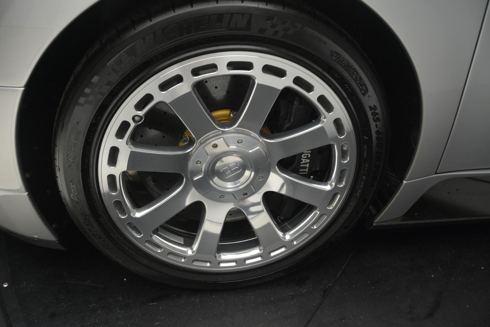 Used 2010 Bugatti Veyron 16.4 Grand Sport For Sale In Greenwich, CT 3159_p39