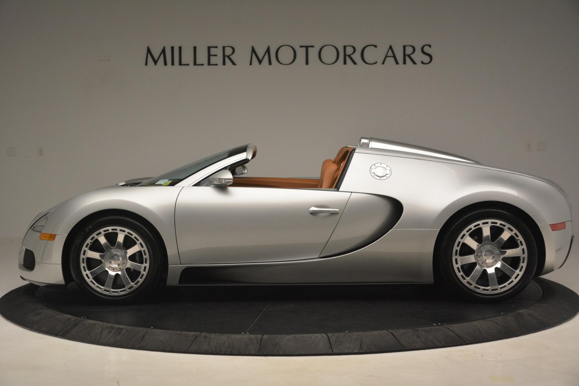 Used 2010 Bugatti Veyron 16.4 Grand Sport For Sale In Greenwich, CT 3159_p3