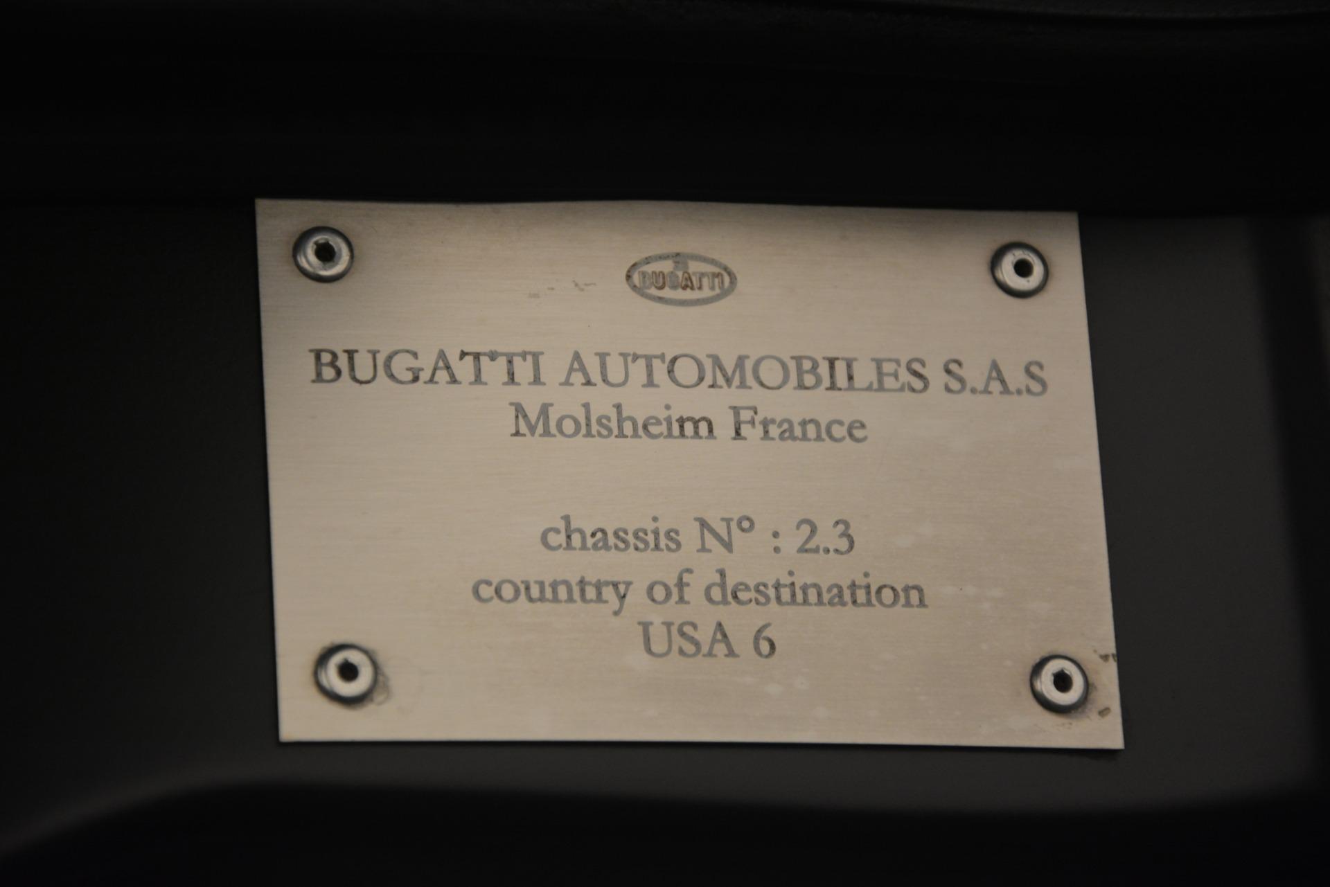 Used 2010 Bugatti Veyron 16.4 Grand Sport For Sale In Greenwich, CT 3159_p41