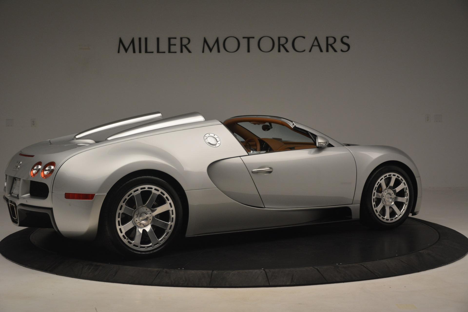 Used 2010 Bugatti Veyron 16.4 Grand Sport For Sale In Greenwich, CT 3159_p9