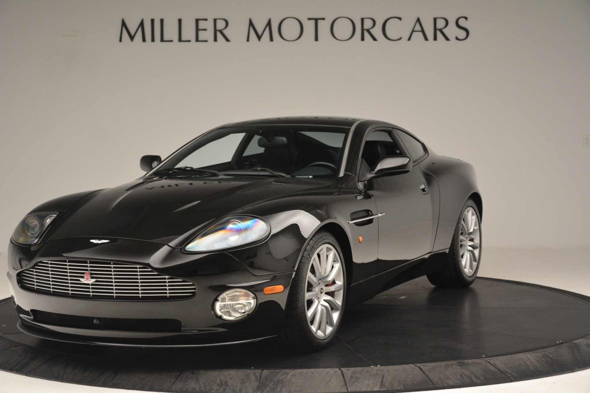 Used 2004 Aston Martin V12 Vanquish  For Sale In Greenwich, CT 3160_main