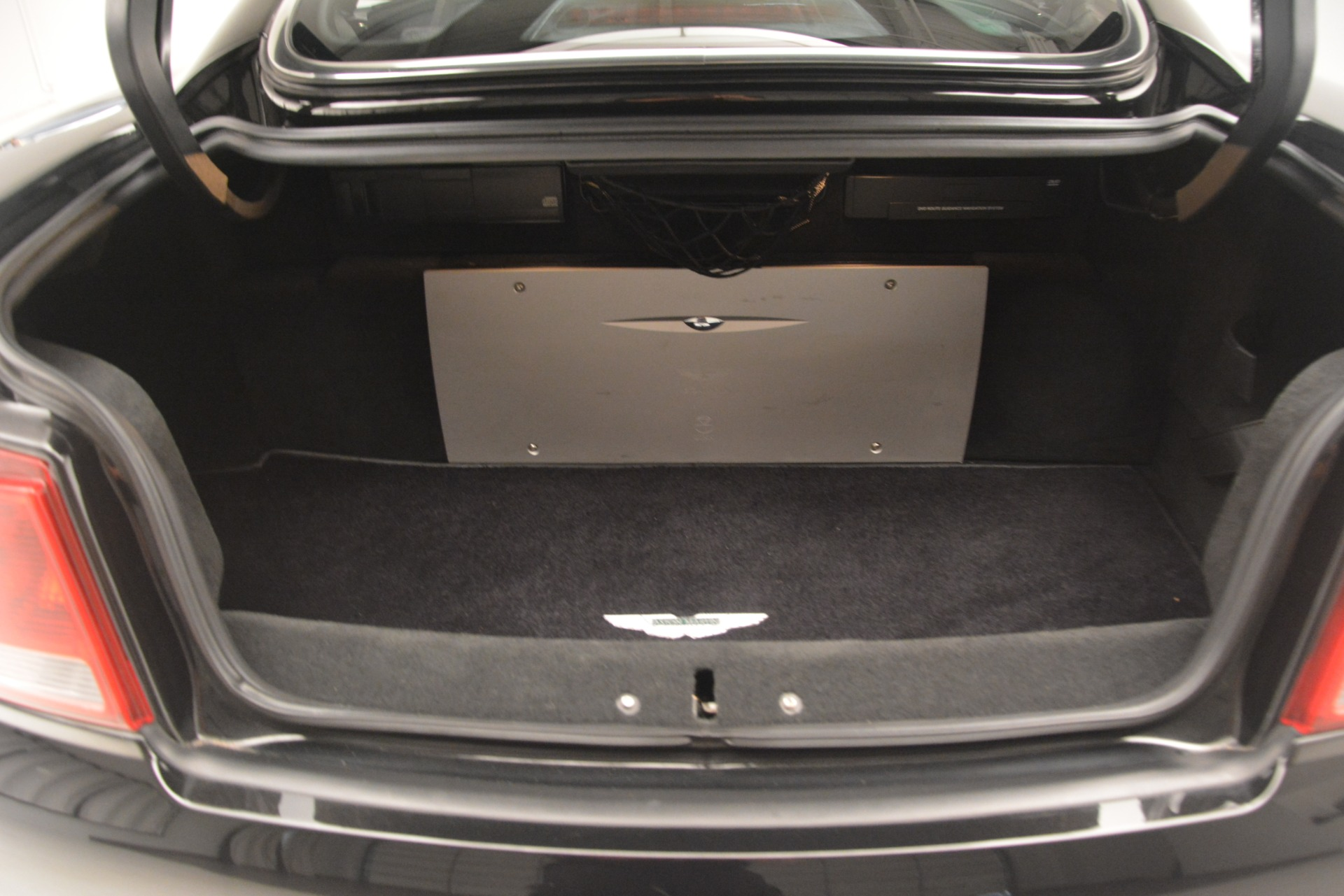 Used 2004 Aston Martin V12 Vanquish  For Sale In Greenwich, CT 3160_p16