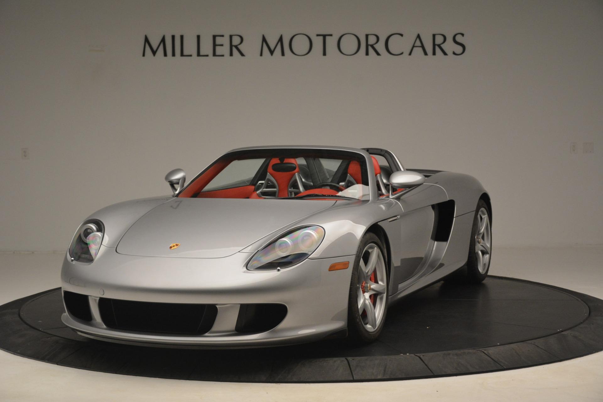Used 2005 Porsche Carrera GT  For Sale In Greenwich, CT 3161_main