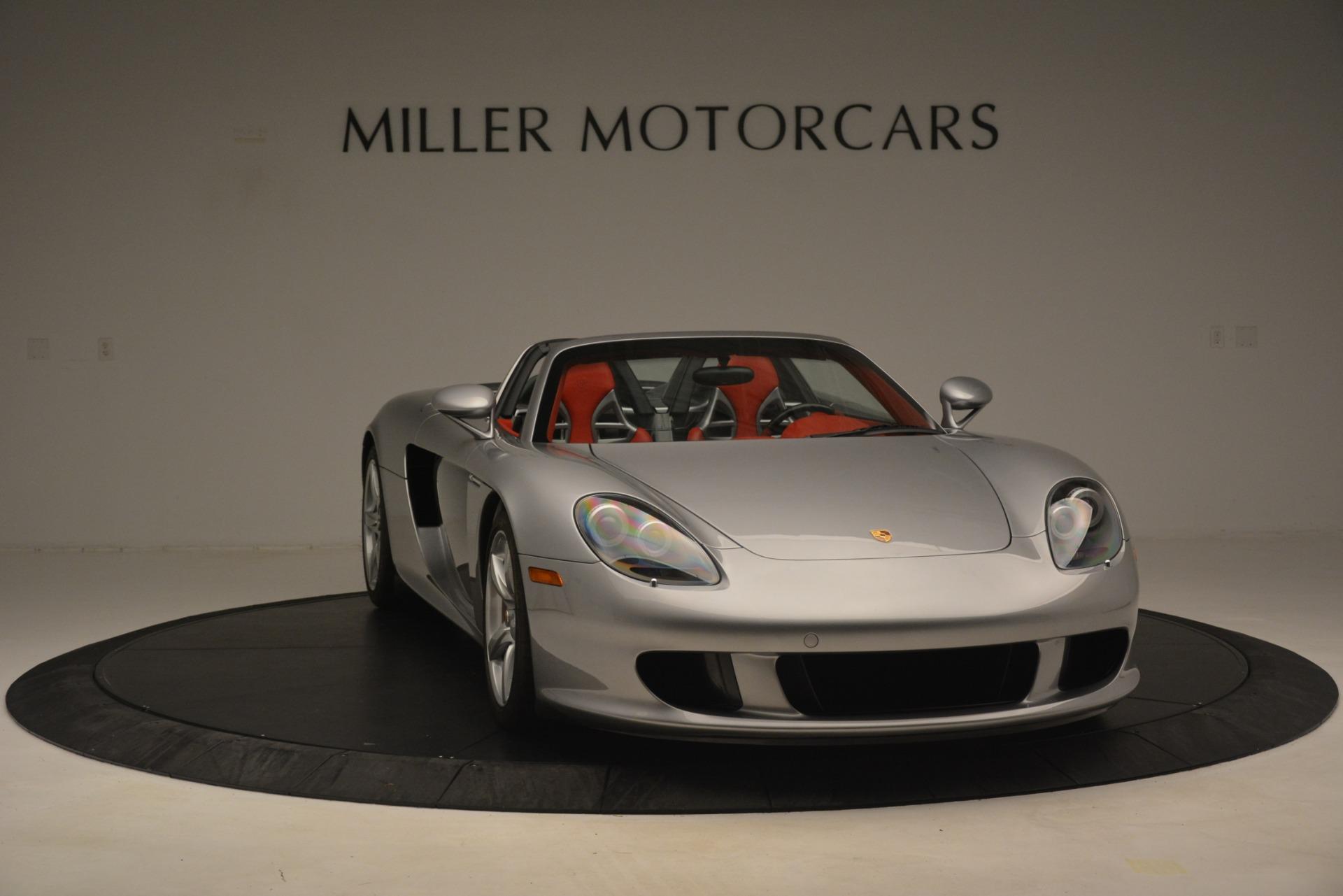 Used 2005 Porsche Carrera GT  For Sale In Greenwich, CT 3161_p13