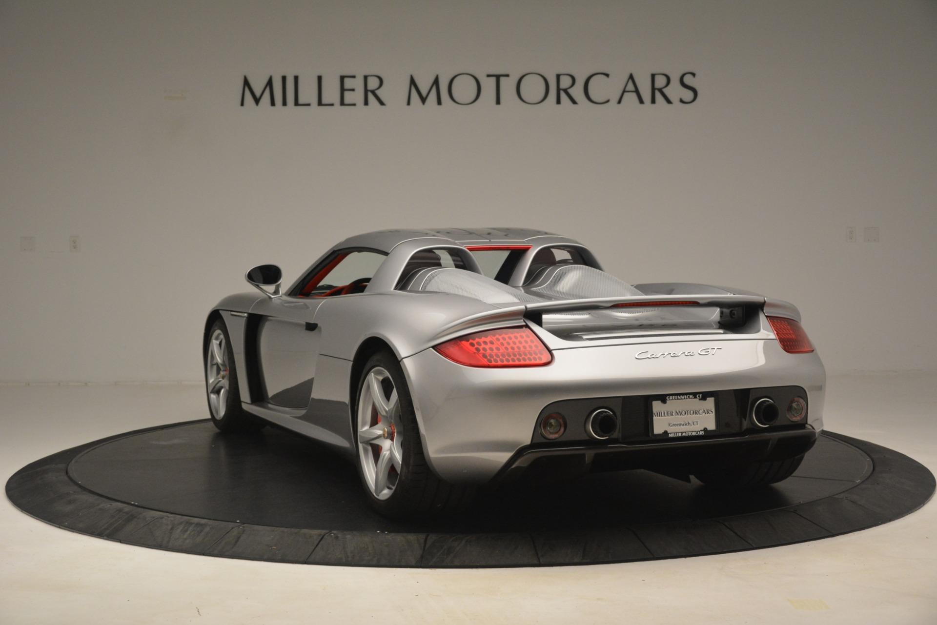 Used 2005 Porsche Carrera GT  For Sale In Greenwich, CT 3161_p17