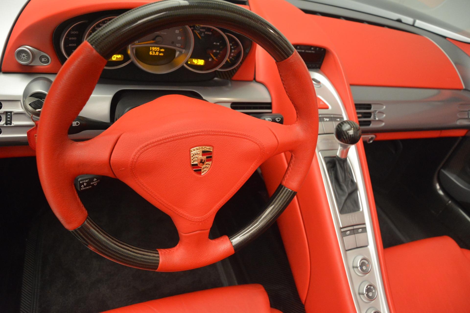 Used 2005 Porsche Carrera GT  For Sale In Greenwich, CT 3161_p27
