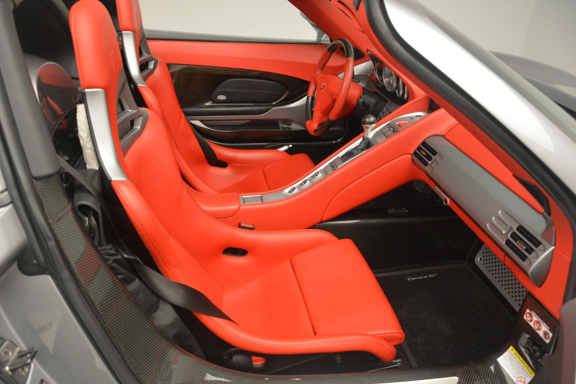 Used 2005 Porsche Carrera GT  For Sale In Greenwich, CT 3161_p31