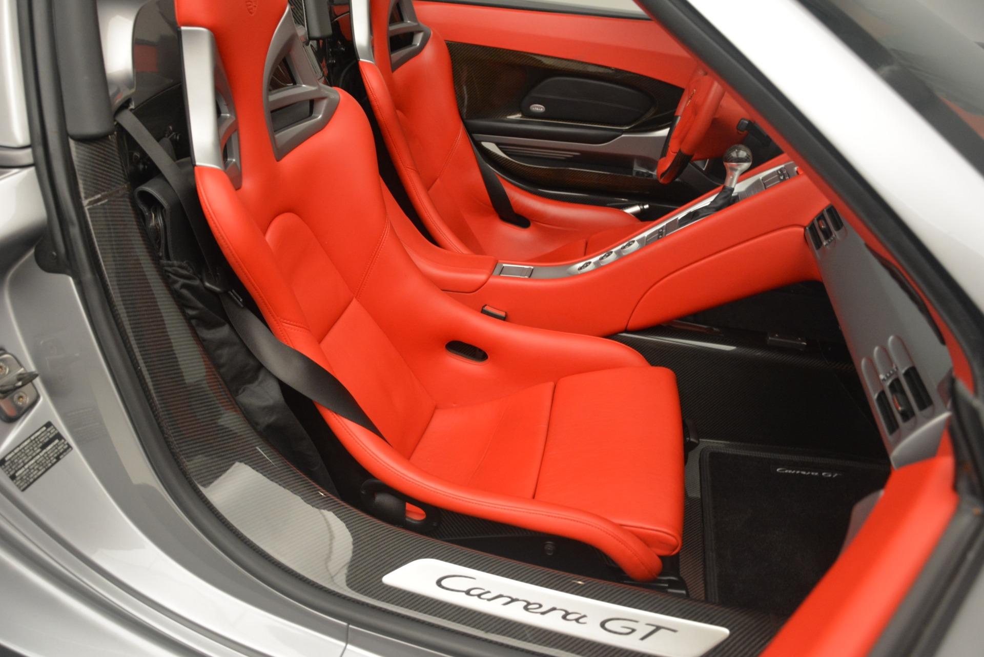 Used 2005 Porsche Carrera GT  For Sale In Greenwich, CT 3161_p33
