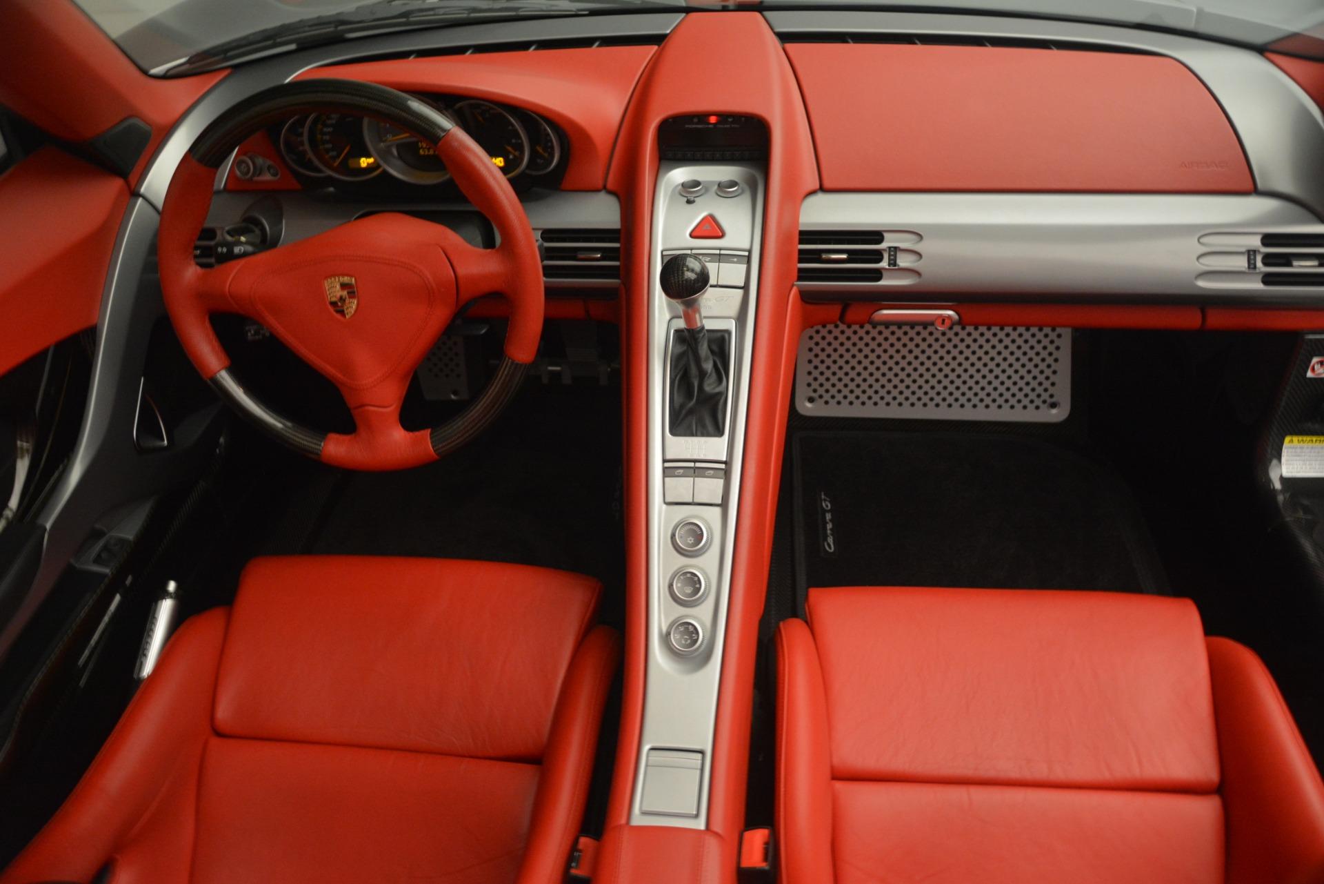 Used 2005 Porsche Carrera GT  For Sale In Greenwich, CT 3161_p34