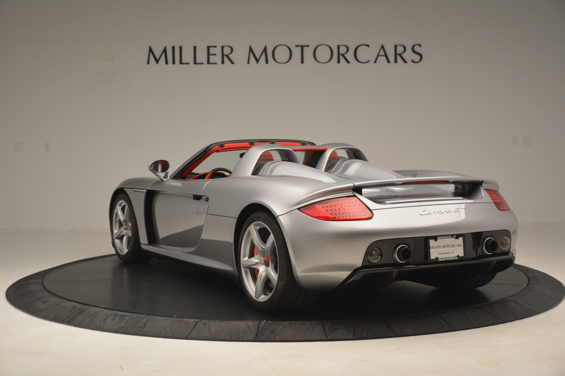 Used 2005 Porsche Carrera GT  For Sale In Greenwich, CT 3161_p5