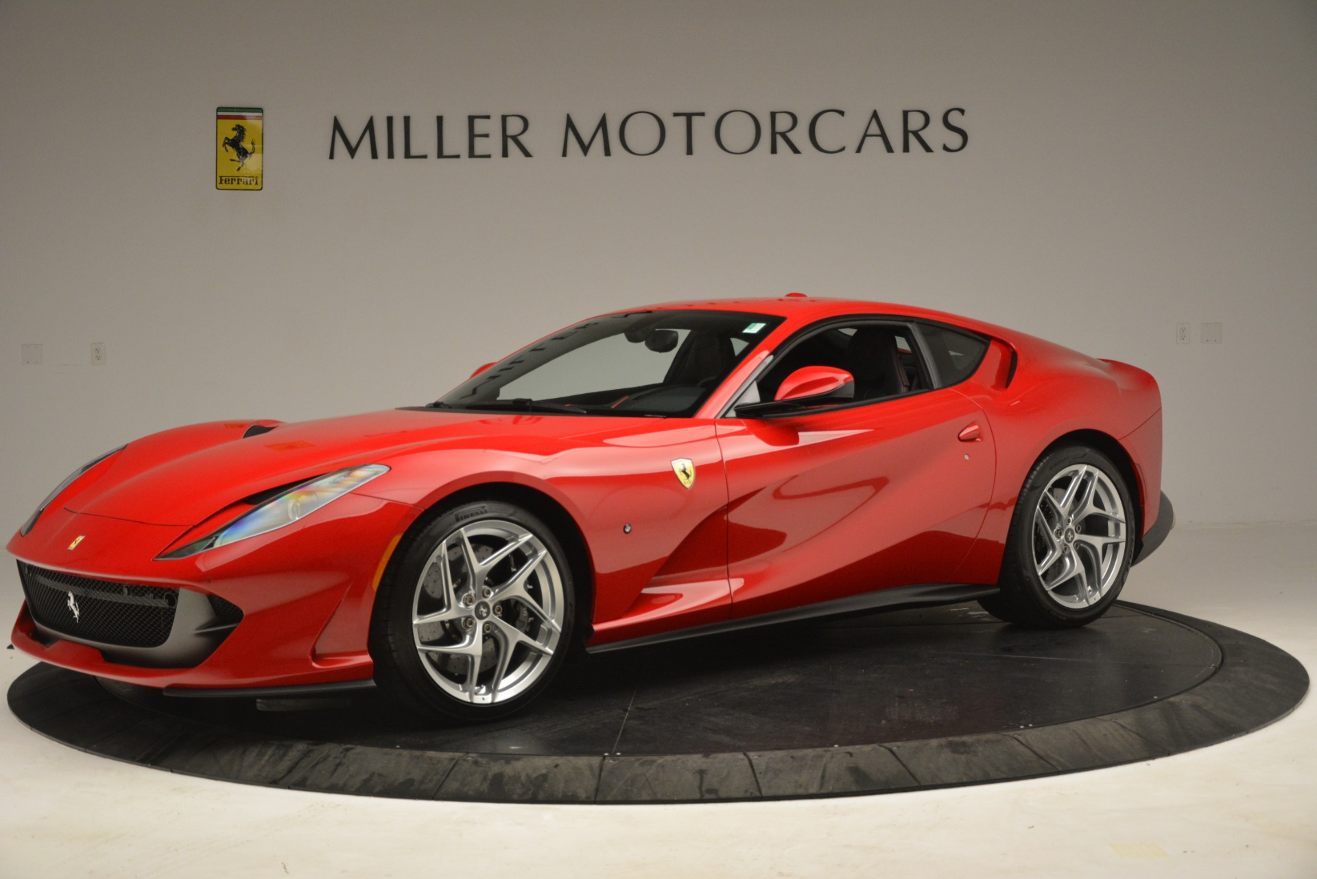 Used 2018 Ferrari 812 Superfast  For Sale In Greenwich, CT 3167_p2