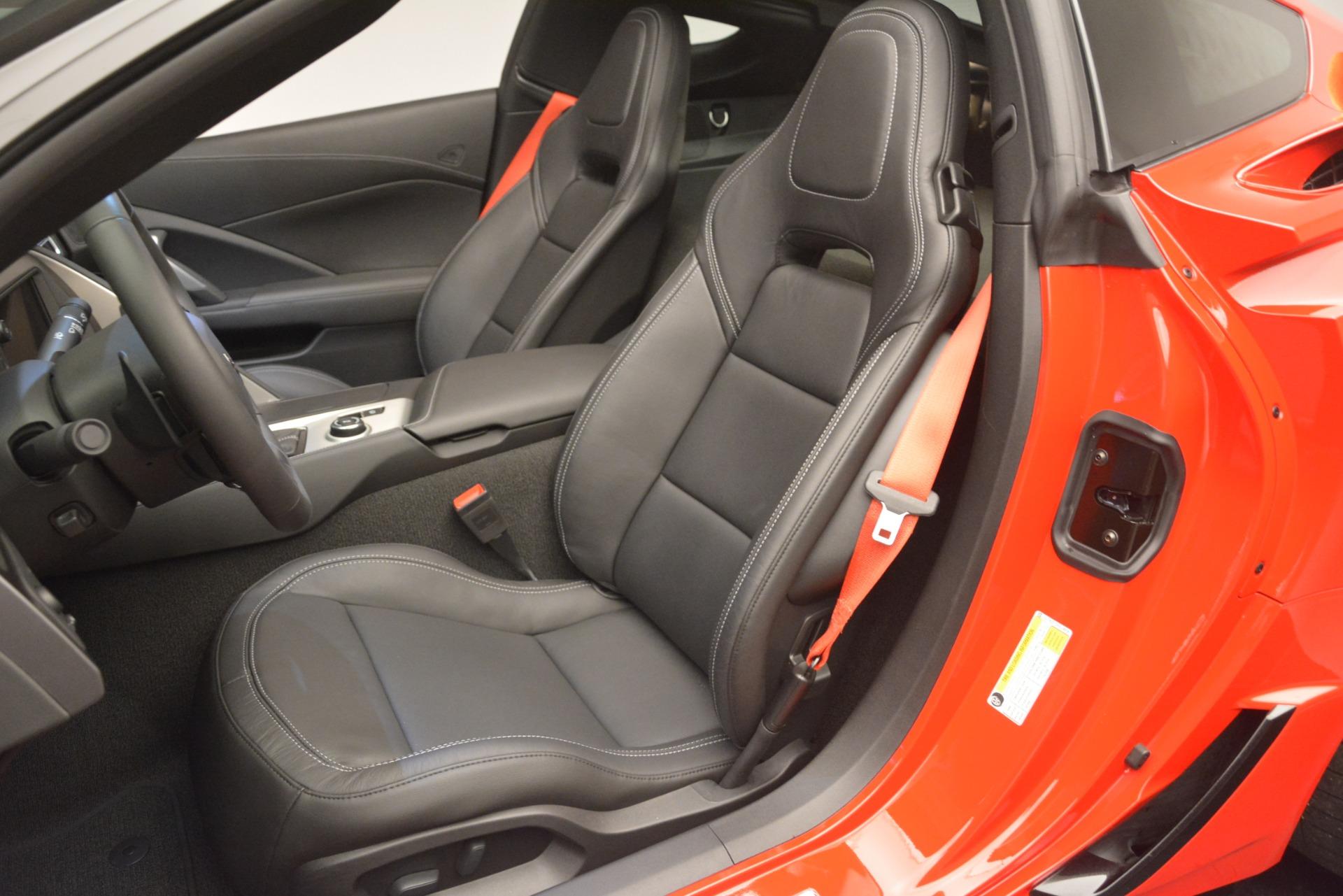 Used 2019 Chevrolet Corvette Grand Sport For Sale In Greenwich, CT 3169_p21