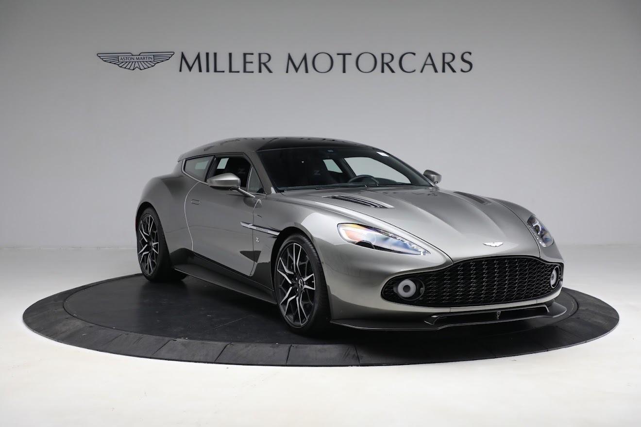 New 2019 Aston Martin Vanquish Zagato Shooting Brake For Sale In Greenwich, CT 3170_p10