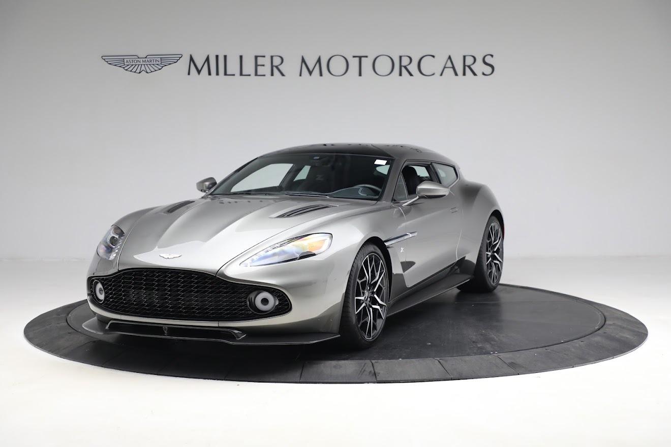 New 2019 Aston Martin Vanquish Zagato Shooting Brake For Sale In Greenwich, CT 3170_p12