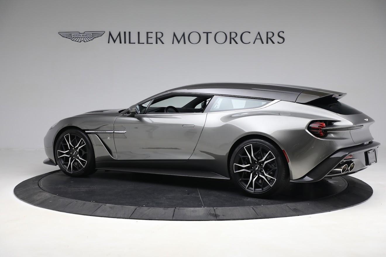 New 2019 Aston Martin Vanquish Zagato Shooting Brake For Sale In Greenwich, CT 3170_p3