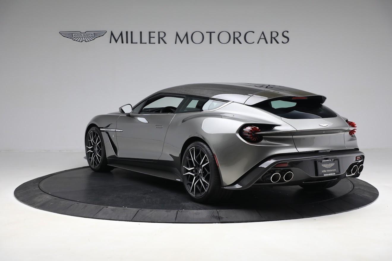 New 2019 Aston Martin Vanquish Zagato Shooting Brake For Sale In Greenwich, CT 3170_p4