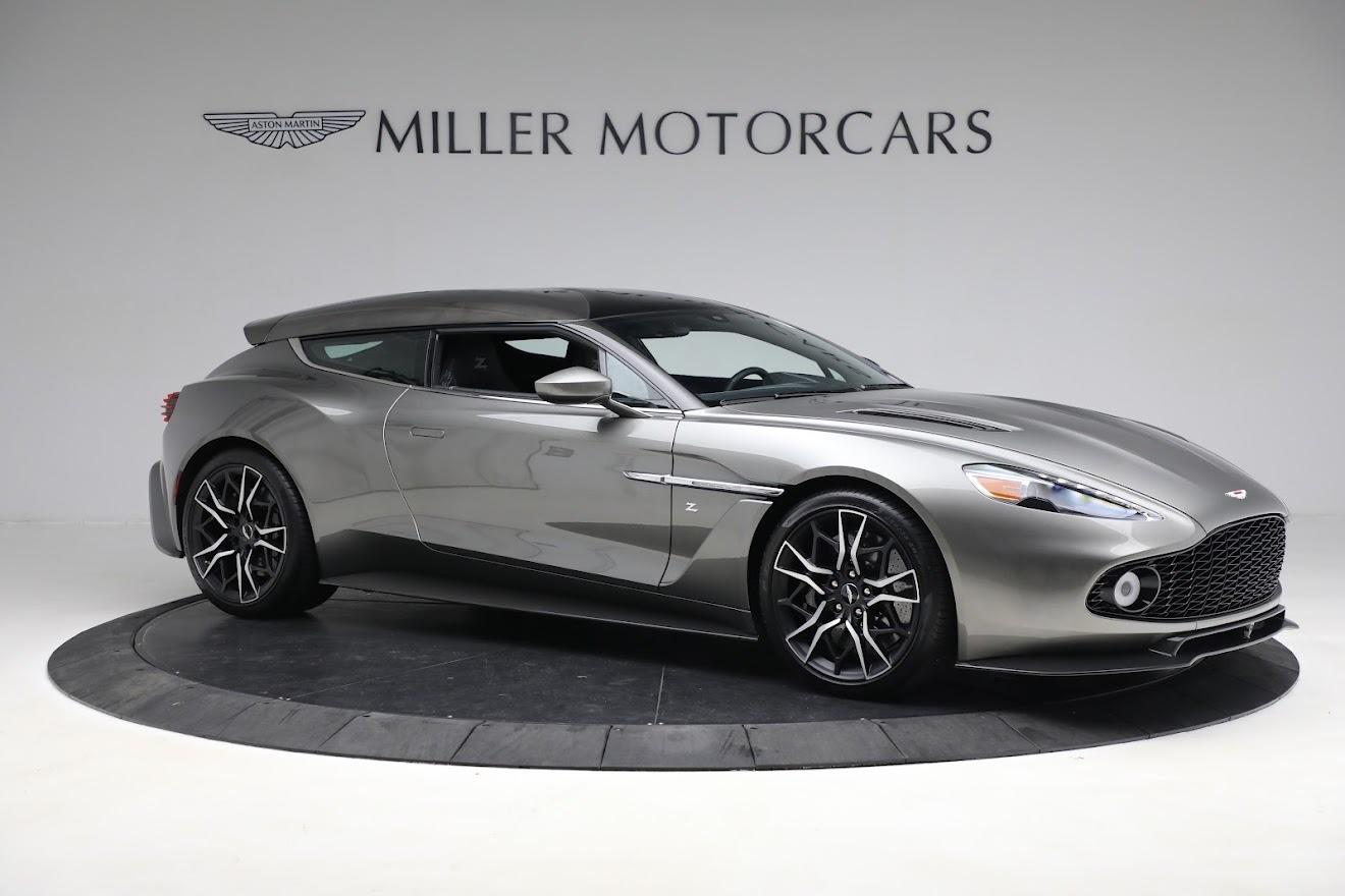 New 2019 Aston Martin Vanquish Zagato Shooting Brake For Sale In Greenwich, CT 3170_p9