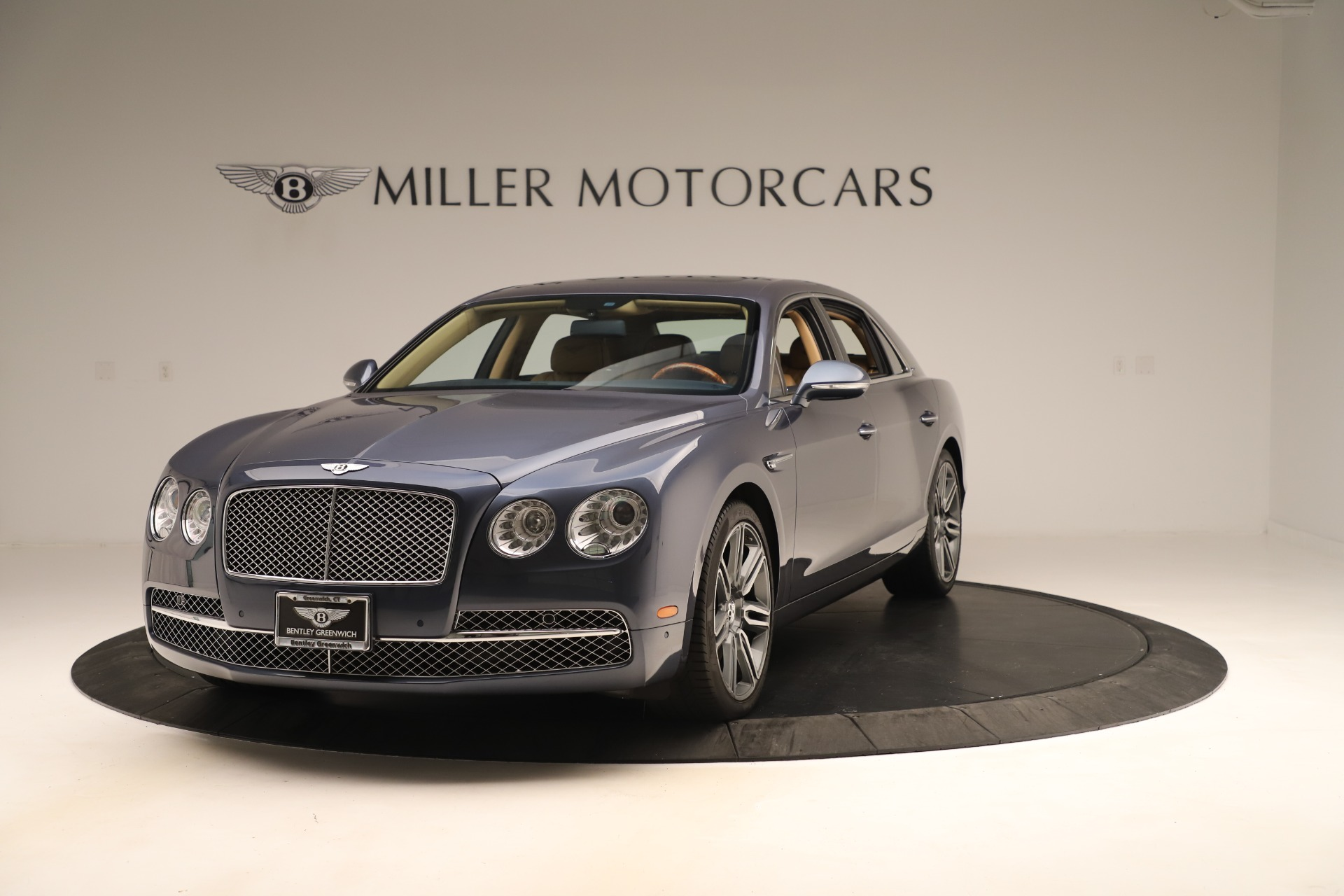 Used 2016 Bentley Flying Spur W12 For Sale In Greenwich, CT 3171_main