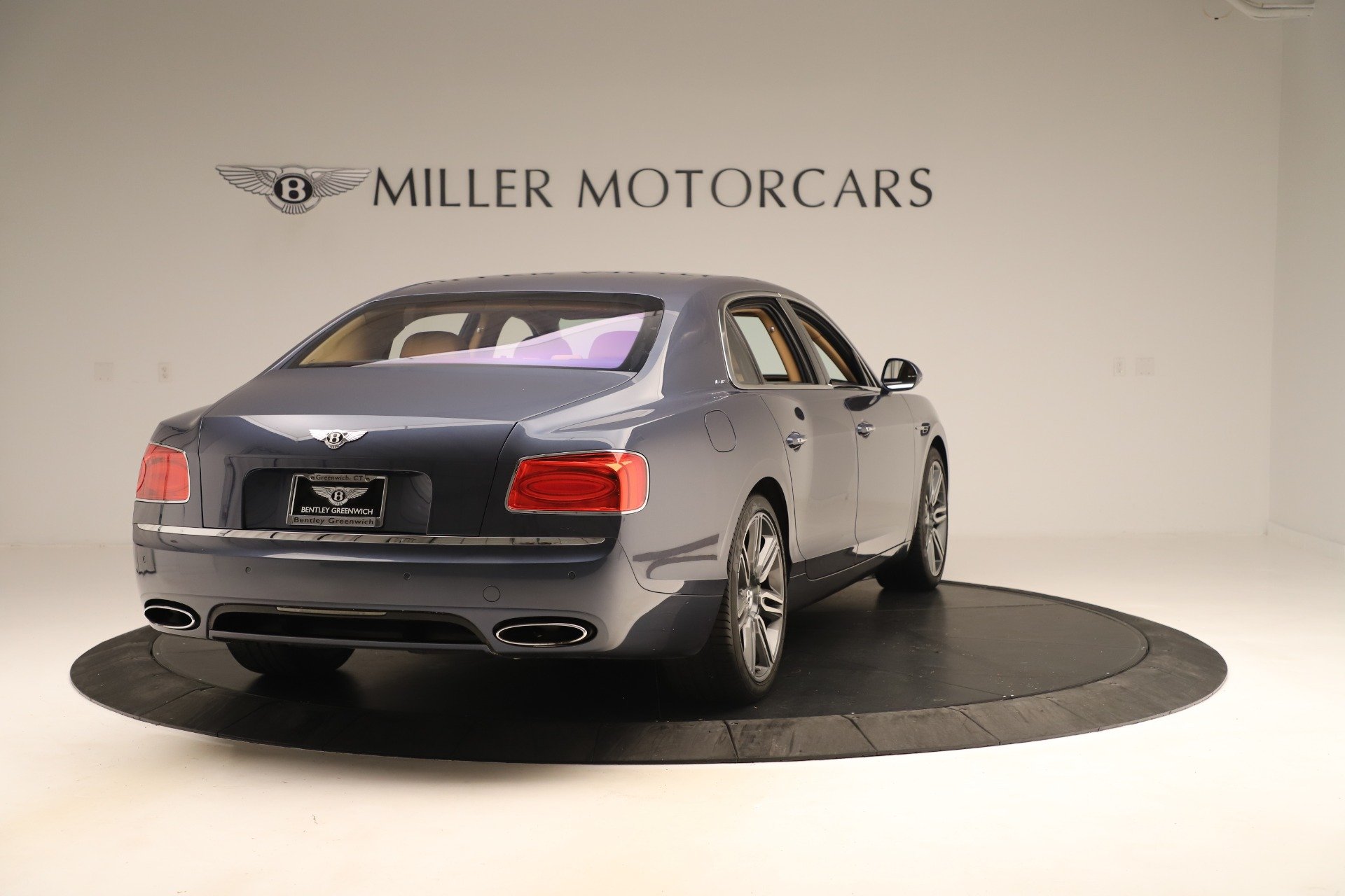 Used 2016 Bentley Flying Spur W12 For Sale In Greenwich, CT 3171_p7