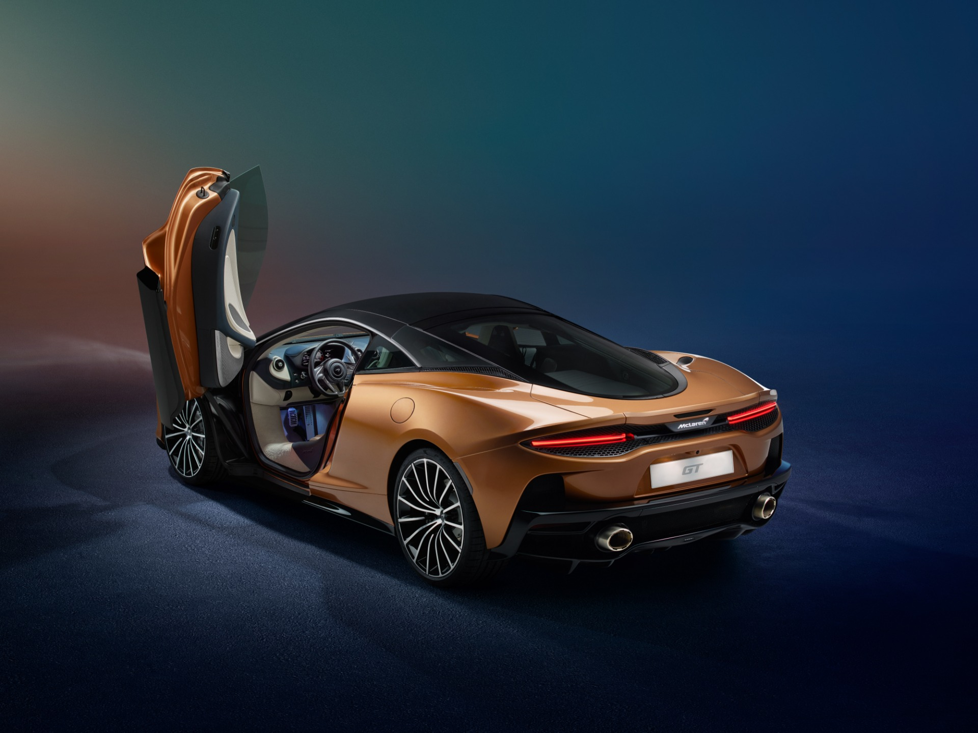 New 2020 McLaren GT Coupe For Sale In Greenwich, CT 3172_p11
