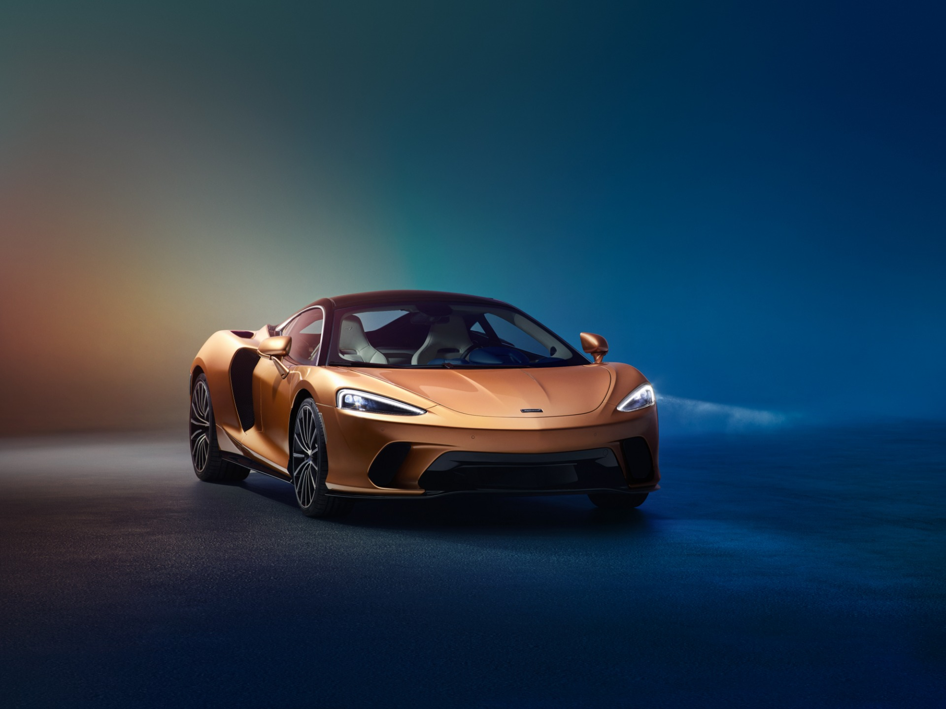 New 2020 McLaren GT Coupe For Sale In Greenwich, CT 3172_p4