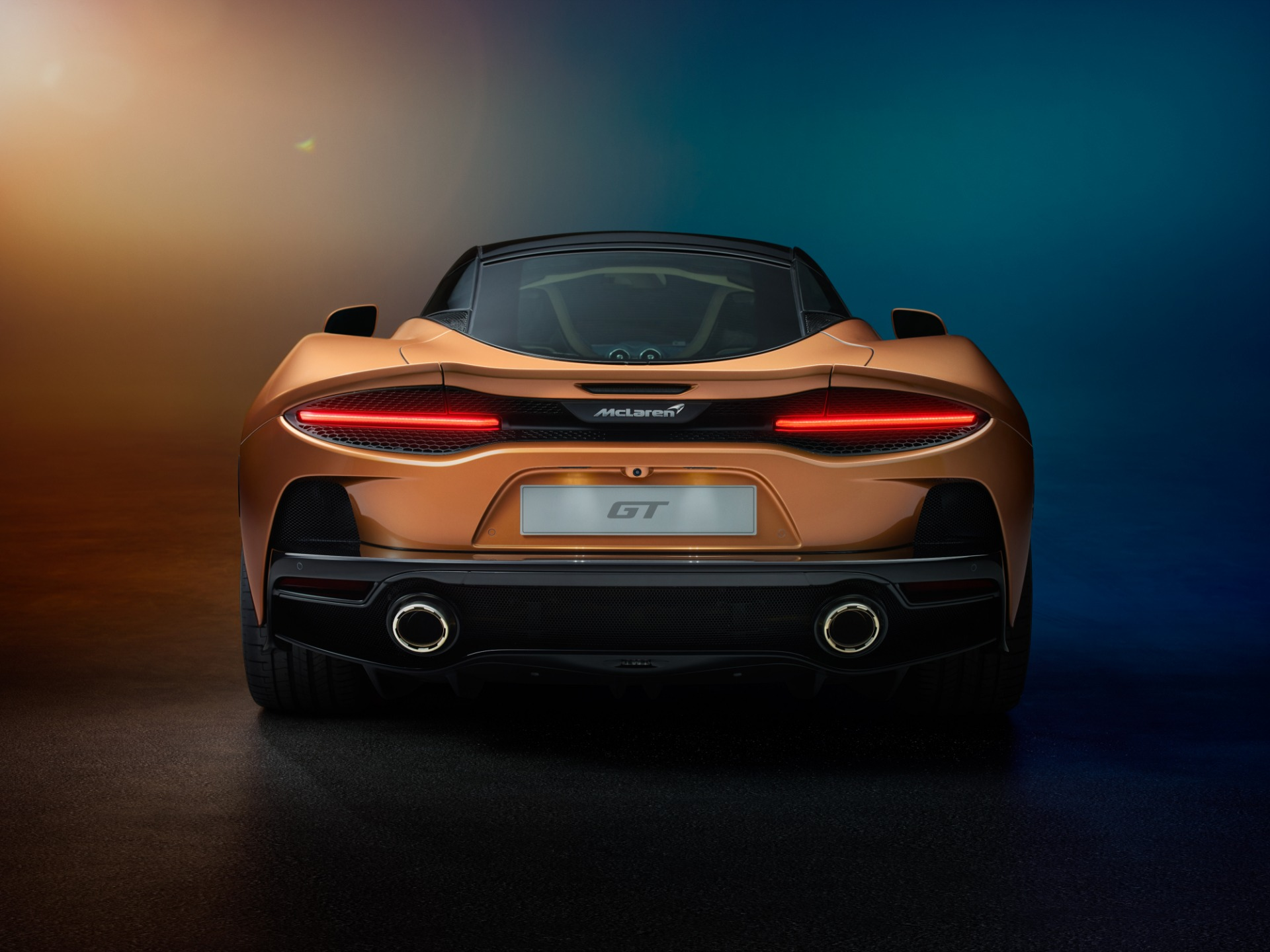 New 2020 McLaren GT Coupe For Sale In Greenwich, CT 3172_p5