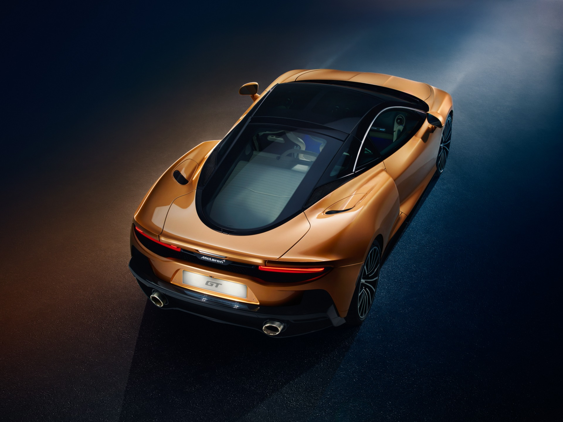 New 2020 McLaren GT Coupe For Sale In Greenwich, CT 3172_p9