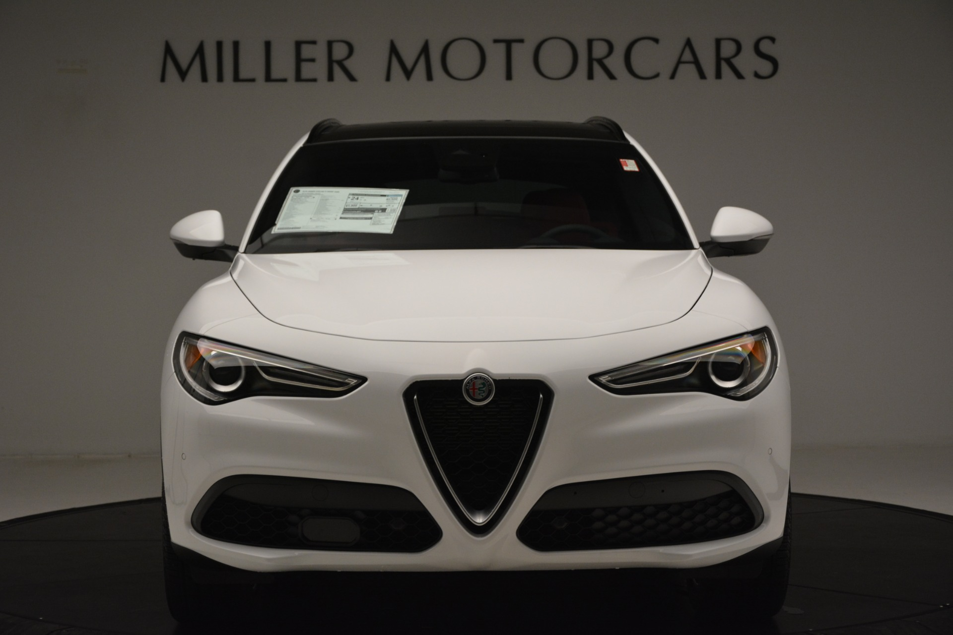 New 2019 Alfa Romeo Stelvio Ti Sport Q4 For Sale In Greenwich, CT 3173_p10