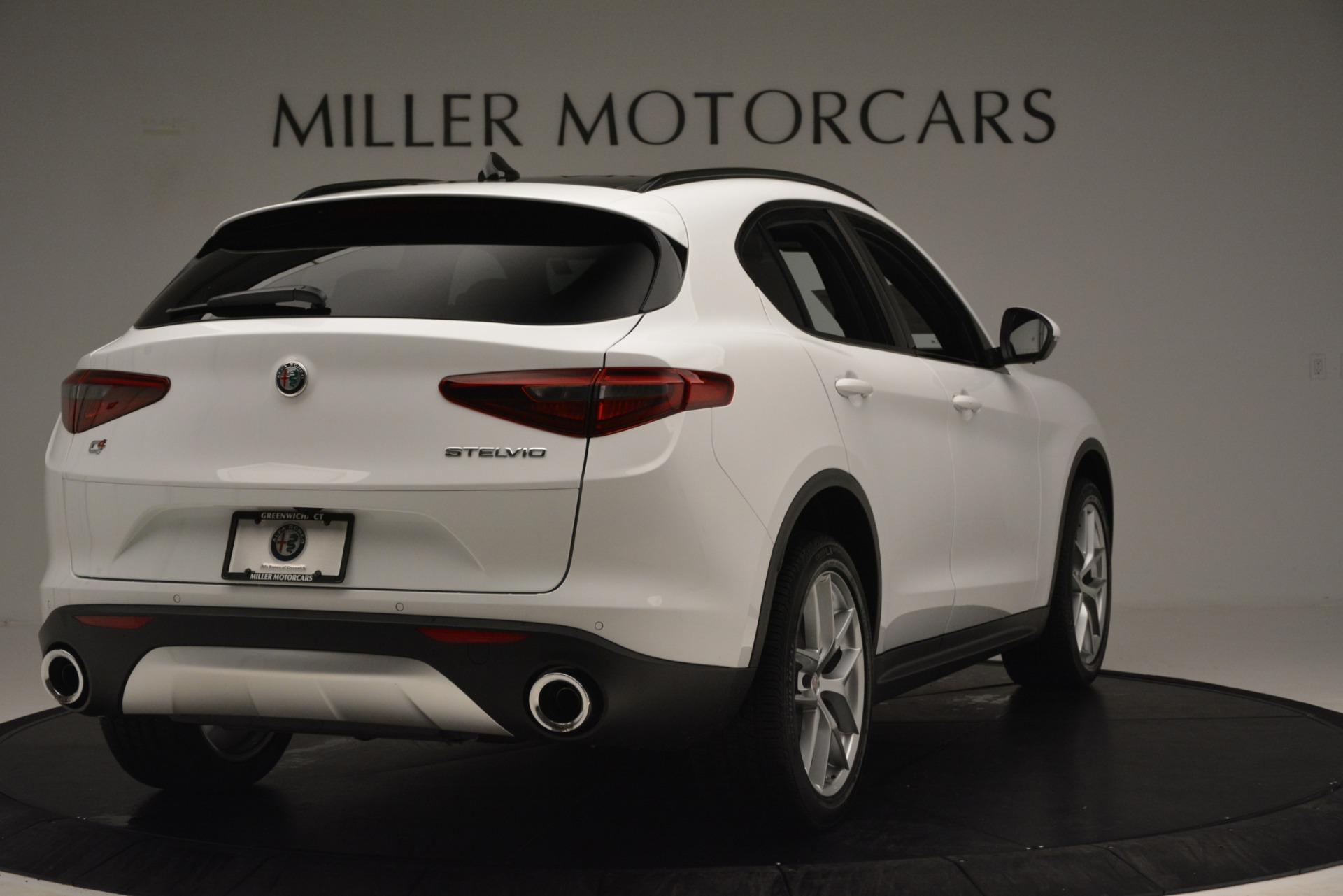 New 2019 Alfa Romeo Stelvio Ti Sport Q4 For Sale In Greenwich, CT 3173_p6