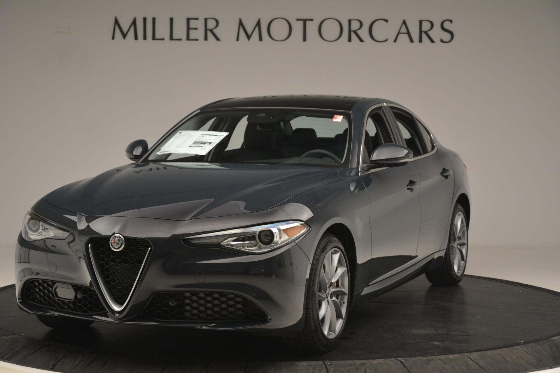 New 2019 Alfa Romeo Giulia Q4 For Sale In Greenwich, CT 3174_main