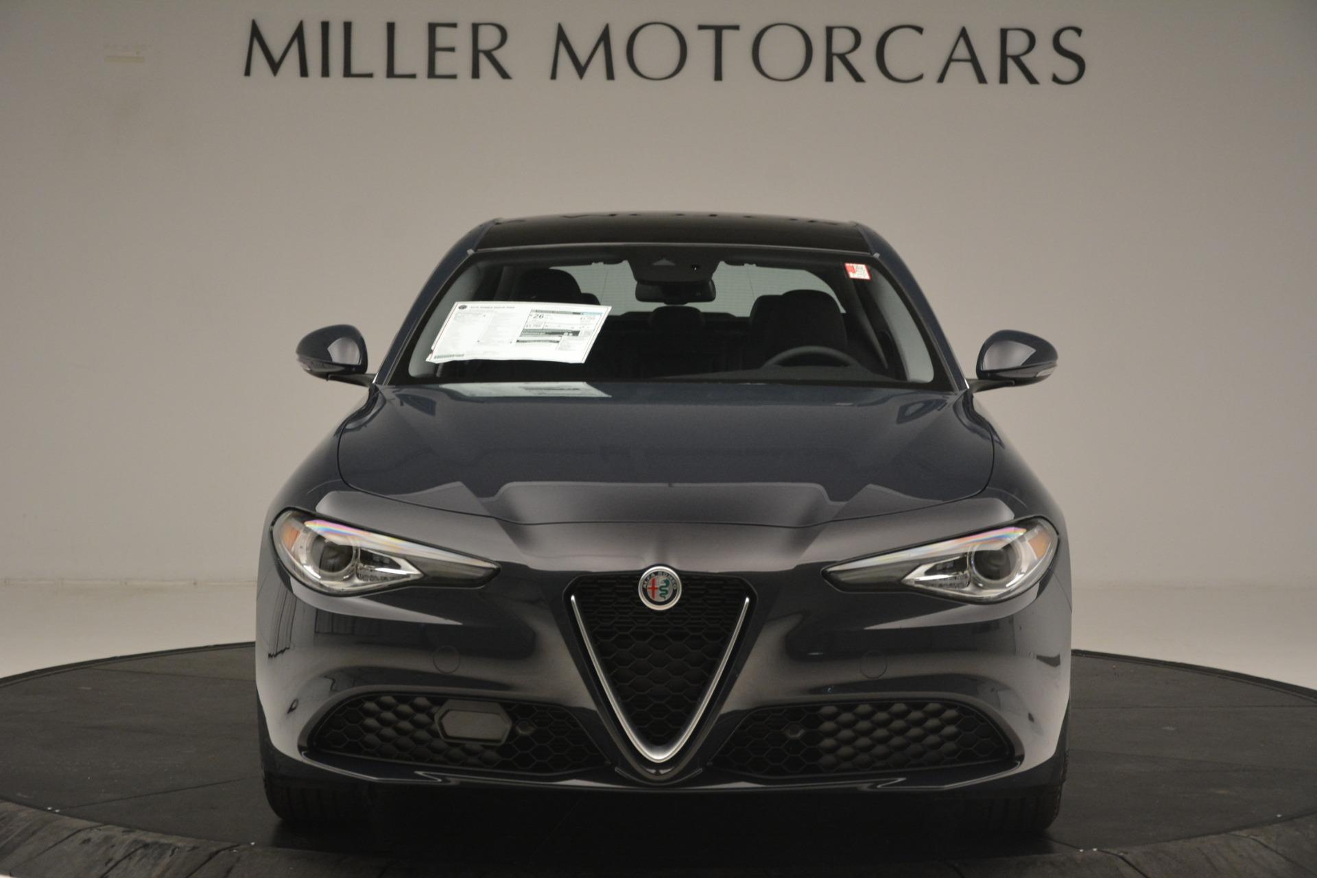 New 2019 Alfa Romeo Giulia Q4 For Sale In Greenwich, CT 3174_p12