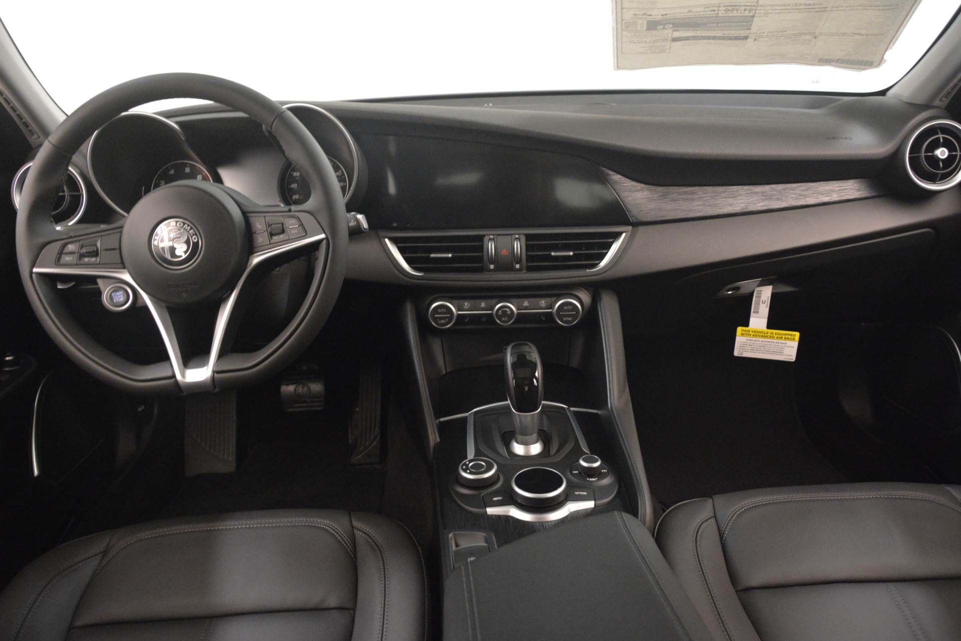 New 2019 Alfa Romeo Giulia Q4 For Sale In Greenwich, CT 3174_p16