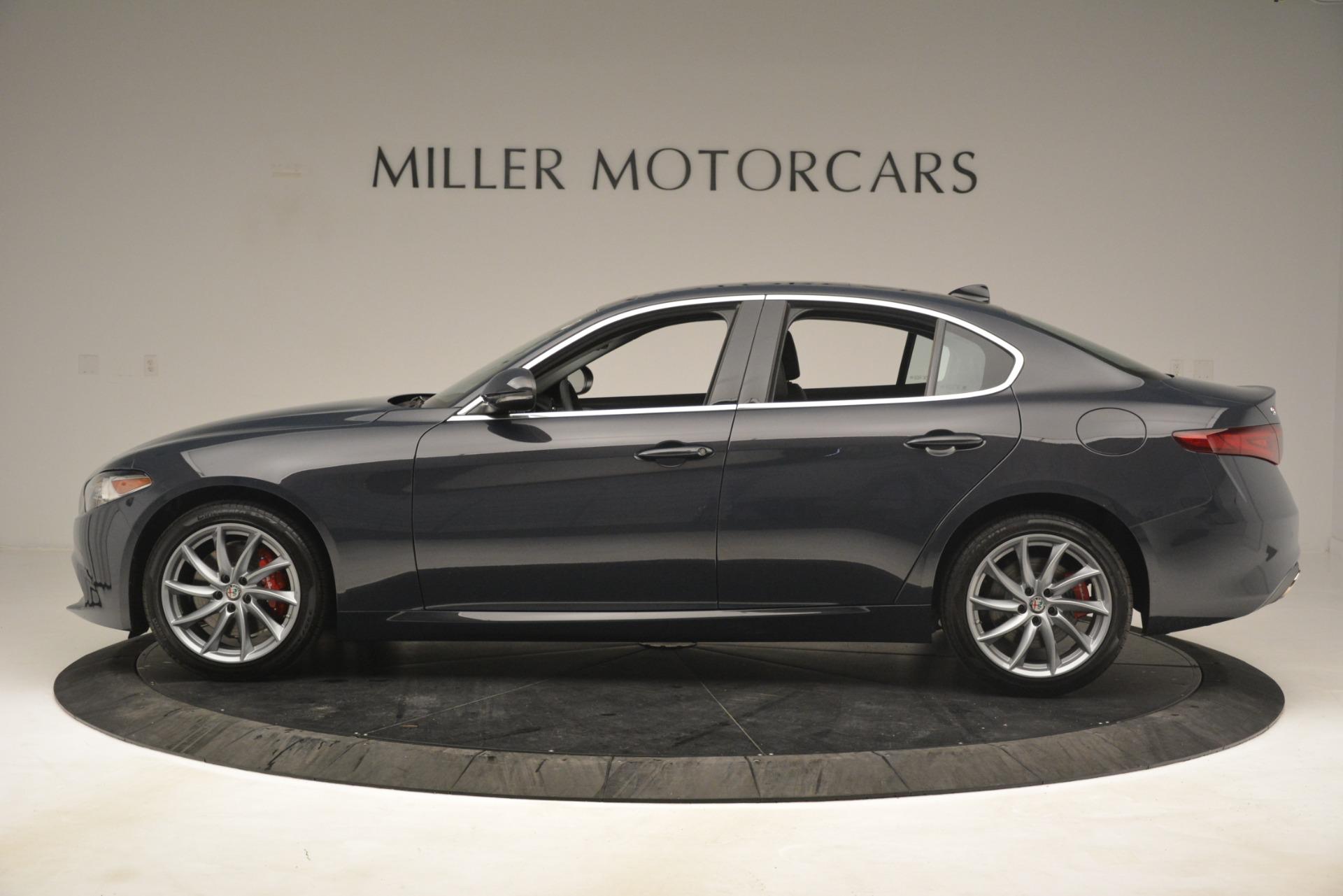New 2019 Alfa Romeo Giulia Q4 For Sale In Greenwich, CT 3174_p3