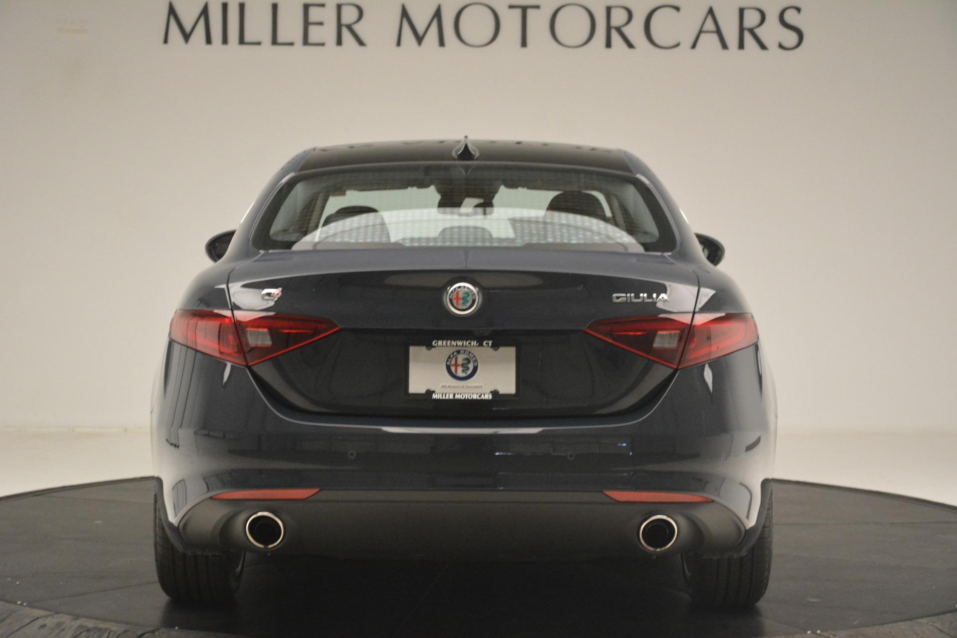 New 2019 Alfa Romeo Giulia Q4 For Sale In Greenwich, CT 3174_p6