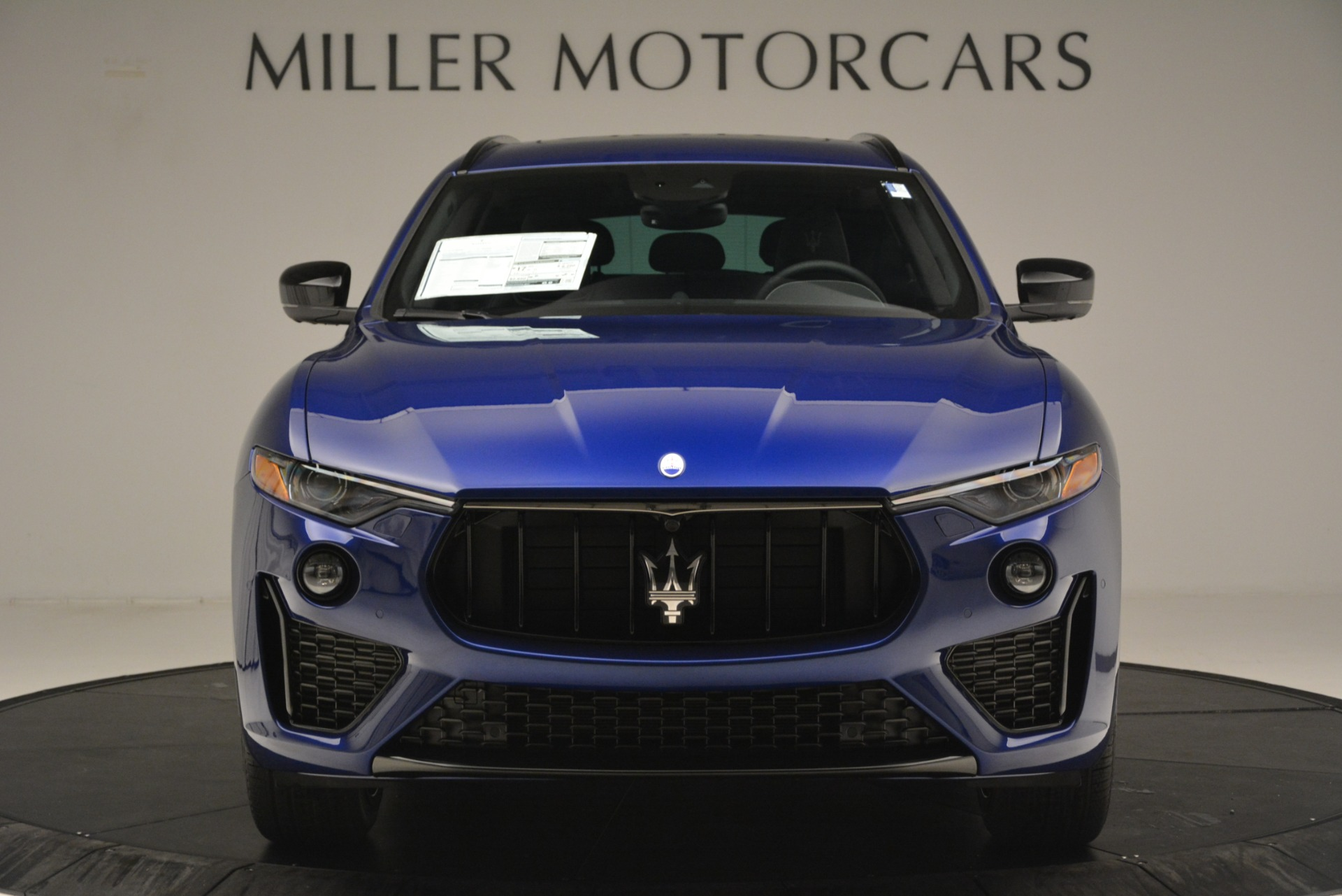 New 2019 Maserati Levante SQ4 GranSport Nerissimo For Sale In Greenwich, CT 3179_p12