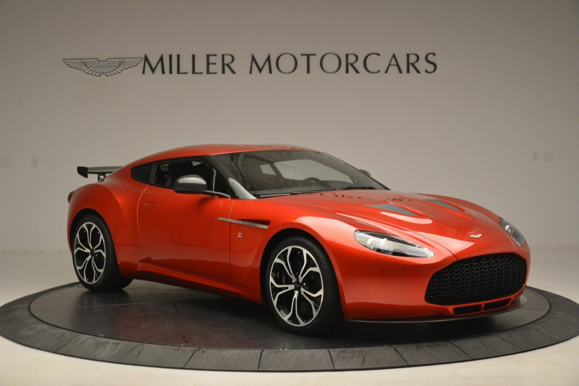 Used 2013 Aston Martin V12 Zagato Coupe For Sale In Greenwich, CT 3181_p10
