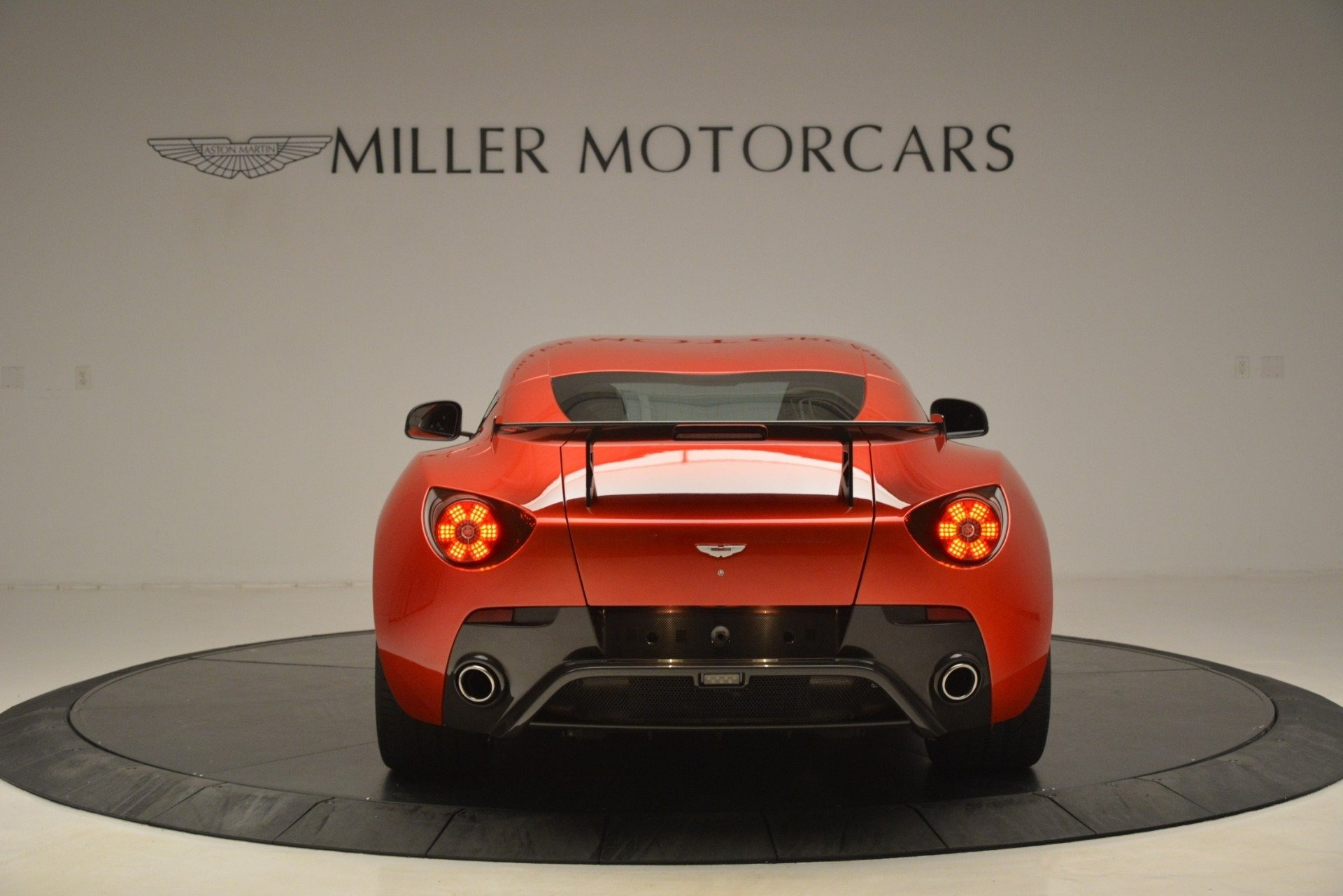 Used 2013 Aston Martin V12 Zagato Coupe For Sale In Greenwich, CT 3181_p11